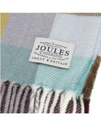 Joules - Multicolor Bracken Scarf - Lyst