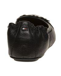 Tommy Hilfiger - Black Appleton Shoes - Lyst