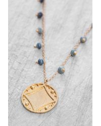 Thirty One Bits - Early Light Pendant Blue - Lyst