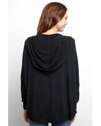 BB Dakota - Black Cocoon Sweatshirt - Lyst
