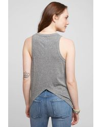 Sol Angeles - Gray Moonshine And Fine Wine Muscle Tank Top - Lyst