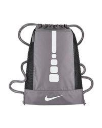 Nike - Multicolor Hoops Elite Gym Sack Men's Backpack In Multicolour for Men - Lyst
