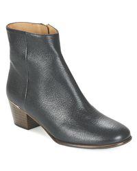Emma Go - Carter Women's Low Ankle Boots In Black - Lyst