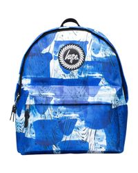61ac5acb1cfa Hype Men s Wrap Blob Logo Backpack