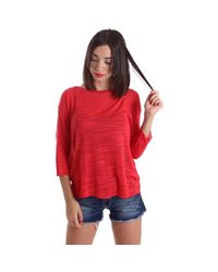 Pepe Jeans - Pl502610 T-shirt Women Red Men's Sweater In Red - Lyst