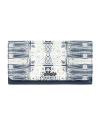 Roxy - /cartera Erjaa03309 Women's Purse Wallet In Blue - Lyst