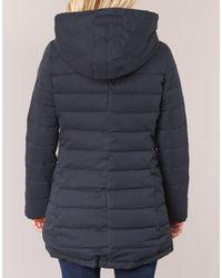 Roxy - Gray Glassycoast Women's Jacket In Grey - Lyst