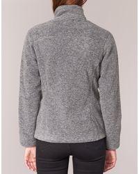 Patagonia - Gray Classic Synchilla Jacket Women's Fleece Jacket In Grey - Lyst