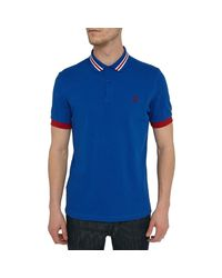 Fred Perry - - Slim Fit Men's Polo M8224 Men's Polo Shirt In Blue for Men - Lyst