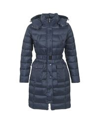 Benetton - Fouli Women's Jacket In Blue - Lyst