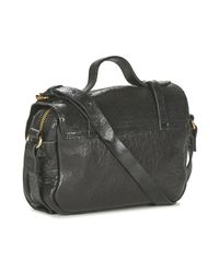 Petite Mendigote - Legga Women's Shoulder Bag In Black - Lyst