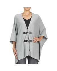 MICHAEL Michael Kors - Gray Andve Women's Cardigans In Grey - Lyst