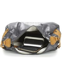 Les P'tites Bombes | Metallic Gloumoune Women's Shoulder Bag In Silver | Lyst