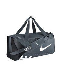 Nike - Alpha Adapt Crossbody Medium Men's Sports Bag In White for Men - Lyst