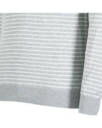 Benetton - Gray Rinino Men's Sweater In Grey for Men - Lyst