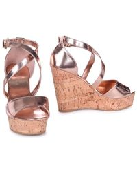 Linzi - Demi Women's Sandals In Pink - Lyst