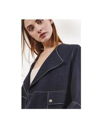 Max & Moi - Jacket Mistigri Women's Jacket In Blue - Lyst
