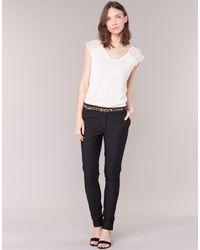 Betty London - Igribano Women's Trousers In Black - Lyst