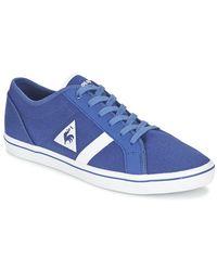 Le Coq Sportif - Aceone Cvs Men's Shoes (trainers) In Blue for Men - Lyst
