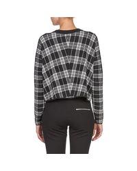 BCBGeneration - Silvin Women's Sweater In Black - Lyst