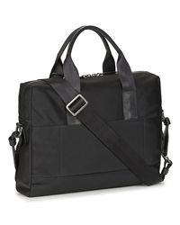 HUGO - Stone Sdoc Case Men's Briefcase In Black for Men - Lyst