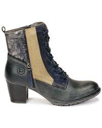 Bugatti | Multicolor Liliano Women's Low Ankle Boots In Multicolour | Lyst