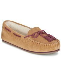 Clarks - Eskimo Kiki Women's Loafers / Casual Shoes In Brown - Lyst