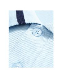 Fred Perry - M2 Single Tipped Polo Shirt Blue Men's Polo Shirt In Blue for Men - Lyst