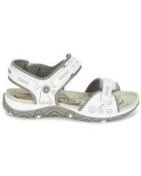 Allrounder By Mephisto - Lagoona Women's Sandals In White - Lyst