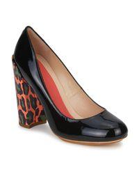 KENZO - Prisci Women's Court Shoes In Black - Lyst