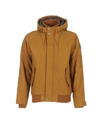 Quiksilver | Everydaybrooks Men's Jacket In Brown for Men | Lyst