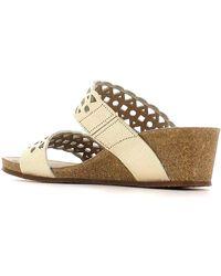 Mephisto - Gray P5114056 Sandals Women Platinum Women's Sandals In Grey - Lyst