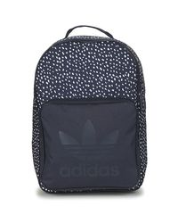 c474f7886831 Adidas Bp Classic Men s Backpack In Blue in Blue for Men - Lyst