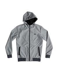 Quiksilver | Gray Chaqueta Forrada Men's Jacket In Grey for Men | Lyst