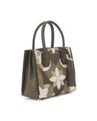 MICHAEL Michael Kors - Michael Kors Mercer Olive Green Handbag Women's Shoulder Bag In Green - Lyst