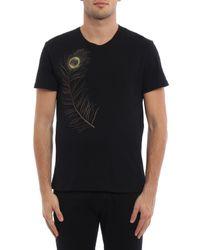 Alexander McQueen - Black T-shirt for Men - Lyst