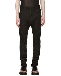 Julius - Black Sarouel Jeans for Men - Lyst