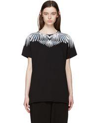 Marcelo Burlon - Black Tijuana T-shirt - Lyst