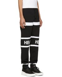 Hood By Air - Black & White Jockey Lounge Pants for Men - Lyst