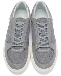 ETQ Amsterdam - Gray Grey Mesh Sneakers for Men - Lyst