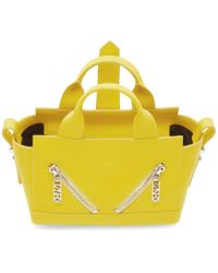 KENZO - Multicolor Yellow Mini Kalifornia Bag - Lyst