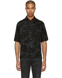 DIESEL | Black S-westy Shirt for Men | Lyst