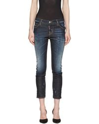 DSquared²   Blue Cool Girl Jeans   Lyst