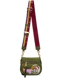 Marc Jacobs | Green Patchwork Small Nomad Bag | Lyst