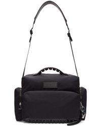 KENZO | Black Studded Duffle Bag for Men | Lyst