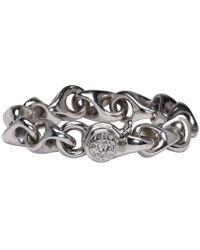 KTZ - Metallic Silver Regular Bracelet - Lyst