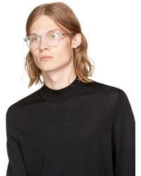 Cutler & Gross | Multicolor Transparent 1234 Glasses for Men | Lyst
