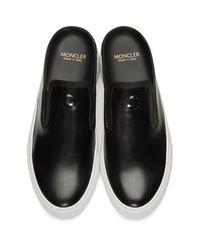Moncler - Black Tiphanie Slip-on Sneakers - Lyst