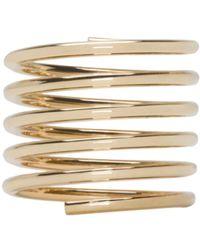 Sophie Bille Brahe - Metallic Gold Pirouette Grand Ressort Ring - Lyst