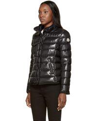 Moncler - Black Down & Fur Armoise Jacket - Lyst